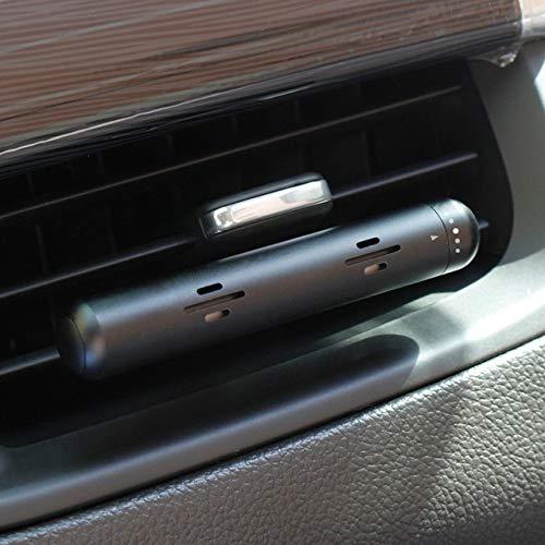 Generic Auto Lufterfrischer Auto Duft Aromatherapie Auto Luftreiniger Einstellbar Diffuser.Auto-Aromatherapie-Sticks, Autozubehör, Parfüm-Diffusoren , Schwarz