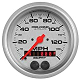 Auto Meter 4480 Ultra-Lite GPS Speedometer, 3.375 in.