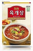 韓国 レトルトスープ 眞漢 ユッケジャン