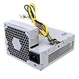 Alvar New 240W Power Supply 611482-001 508151-001 613763-001 611481-001 613762-001 503375-001Replacement for HP Elite 8000 8100 8200 SFF Pro 6000 6005 6200 Compatible Part Number CFH0240EWWB