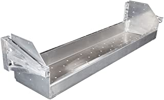 dunnage rack for flatbed trailer