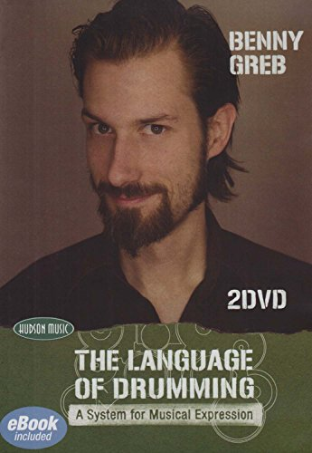 Benny Greb - The Language of Drumming: Lehr-DVD für Schlagzeug [Alemania]