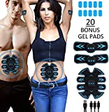 Best Fat Burner Machine Belts - Eon Concepts Ultimate Abs Stimulator Muscle Toner Trainer Review