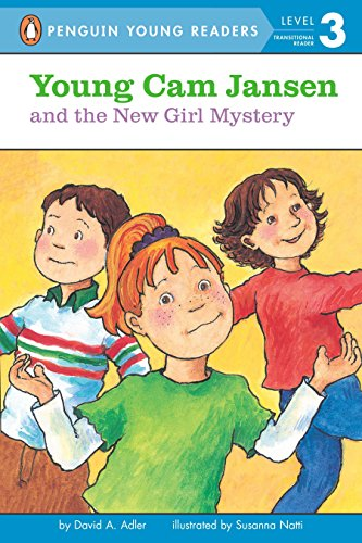 Young Cam Jansen and the New Girl Mysteryの詳細を見る