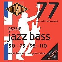 ROTOSOUND RS77LE ベース弦(4弦) (ロトサウンド)