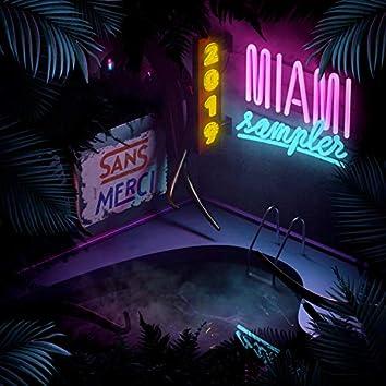 Miami Sampler 2019