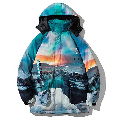 LMSDALAO Winterjacken Oversized Men's Clothing, Men's Warmth, Streetwear, Men's Warmth, Men's Clothing