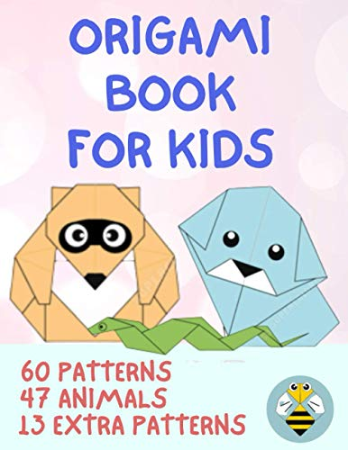 Origami Book For Kids: Activity Book | For Kids | Family Time Book | Gift |