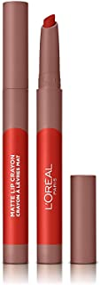 L'Oreal Paris Infallible Matte Lip Crayon 110 Caramel Rebel