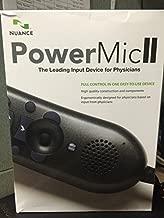 Nuance Dragon Medical Edition II Microphone - Powermic II - with Cradle