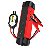 Car Rover Auto Starthilfe Akku Power Pack 1000A, Jump Starter 54000mhw(14400mah) Power Bank mit LED...