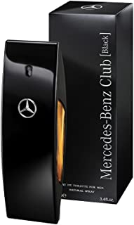 Mercedes Benz Club Black 100 Ml Edt Spray