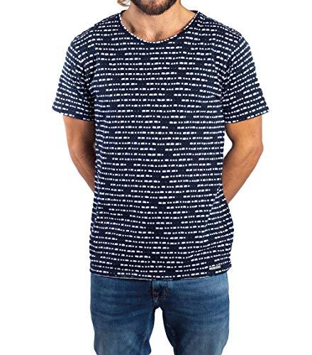 AMSTERDENIM Roland Morse Code T-shirt