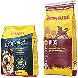 Josera 15 kg Kids + 900 g Knuspies