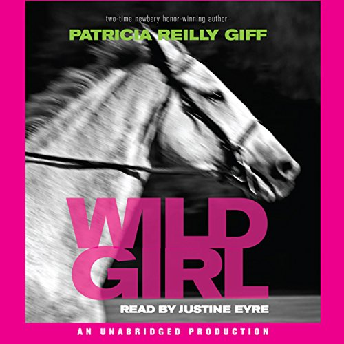 Wild Girl audiobook cover art