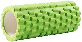Foam Roller EVa for Yoga Deep Tissue Massage Muscle Stretching Physiotherapy - Green