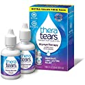 2-Pack TheraTears 30mL Dry Eye Therapy Lubricant Eyedrops, 1 Fl oz
