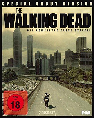 The Walking Dead - Staffel 1 (Uncut/Limited Special Edition) [Blu-ray]