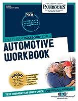 Automotive Workbook (Workbook Series (W))