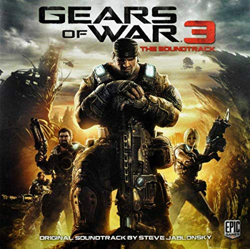 Gears of War 3 / Game O.S.T. [Importado]