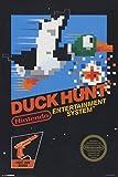 Pyramid America Duck Hunt Nintendo NES Light Gun Shooter Video Game Console Cover Box Cool Wall Decor Art Print Poster 12x18