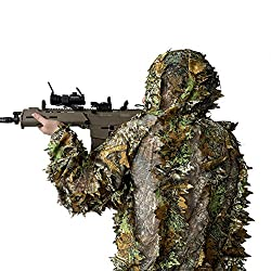 Top 10 Custom Ghillie Suits