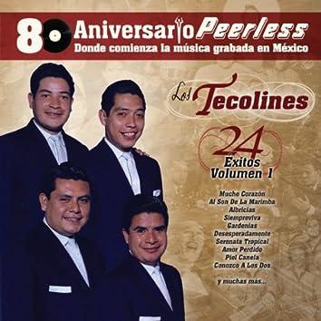 Peerless 80 Aniversario - 24 Exitos Vol. 1