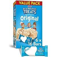 96-Count Kellogg?s Rice Krispies Treats Original Marshmallow Bars