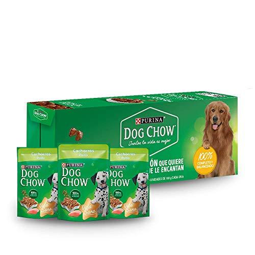 sobre de alimento para perros fabricante Purina