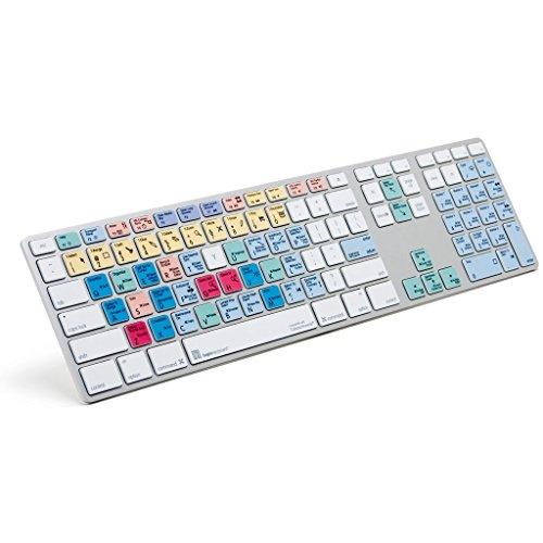 LogicKeyboard Tastatur für Steinberg Cubase 9 und Nuendo 8, kompatibel mit MacOS – Teil: LKBU-CBASE-AM89-US