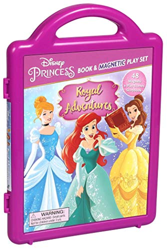 Disney Princess Royal Adventures (Magnetic Play Set)