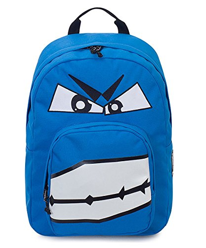 invicta Zaino Ollie Face Pack Plain French, Colore Blu, 206001854-5A5