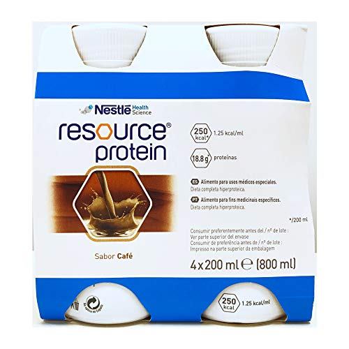Resource Protein Cafe 200 ml x 4