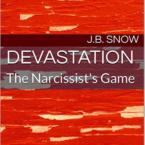 Devastation: The Narcissist's Game audiobook cover art