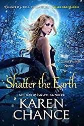Shatter the Earth by Karen Choice book cover