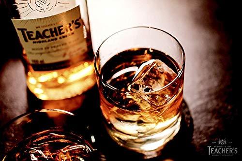 Teacher's Blended Scotch Whisky, voller und rauchiger Geschmack, 40% Vol, 1 x 0,7l - 3