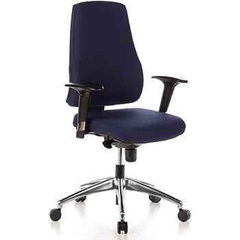 Schreibtischstuhl blau