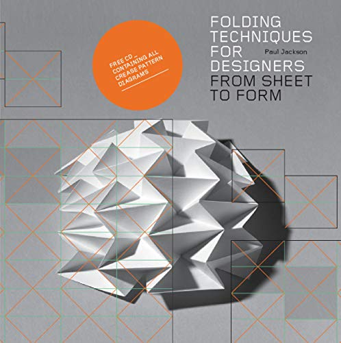 Folding Techniques for Designers: From Sheet to Form (English Edition)