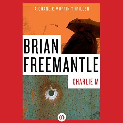 Charlie M audiobook cover art