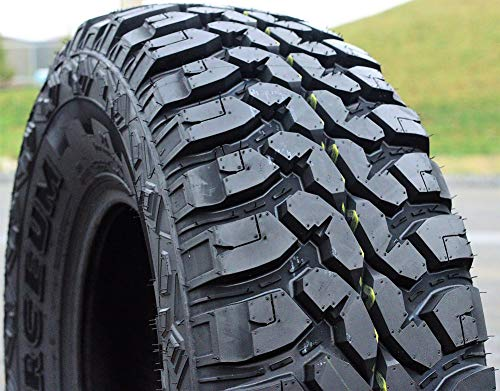 Forceum M/T 08 Plus Mud Tire - LT265/75R16 123/120Q E (10 Ply)