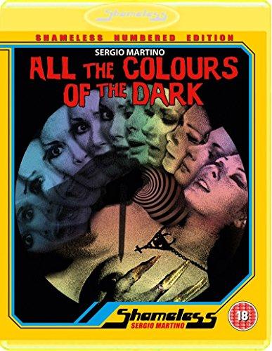 All The Colours Of The Dark aka Tutti I Colori Del Buio [Blu-ray] [Reino Unido]