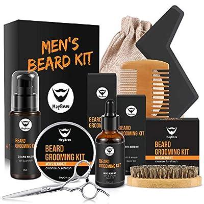 MayBeau Bartpflege Set für