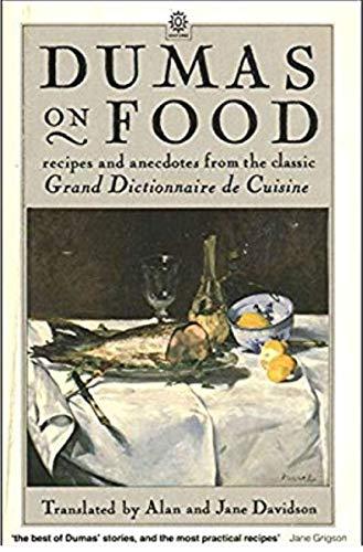 alexandre dumas cuisine dictionary