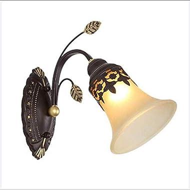 LIYG Mur de lumière Convient for Chambre à Coucher, Salle de séjour, Travée, résistant à la Corrosion 60W Antireflet lumière