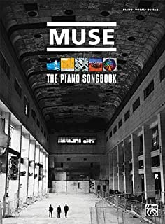 Muse: The Piano Songbook: Piano/Vocal/Guitar