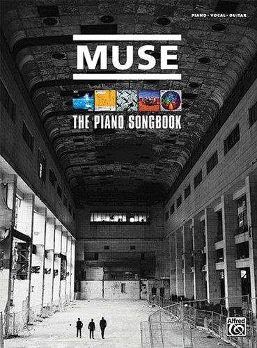 Muse -- The Piano Songbook: Piano/Vocal/Guitar