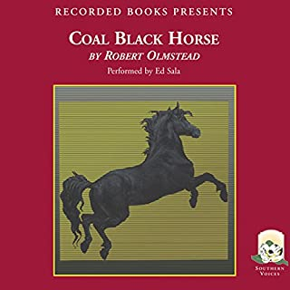 Coal Black Horse audiobook cover art