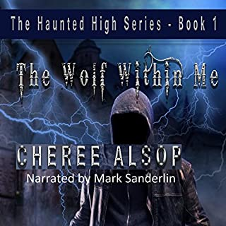 The Wolf Within Me audiobook cover art