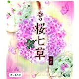 フリーズドライ春の桜七草