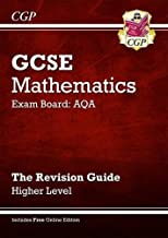 GCSE Maths AQA Revision Guide (with online edition) - Higher by Richard Parsons (1-Jan-2010) Paperback